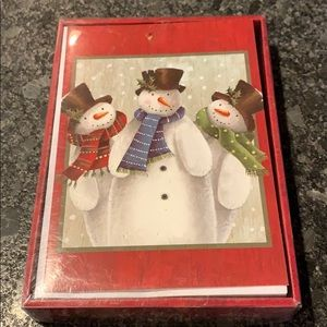 NiB Holiday greeting cards